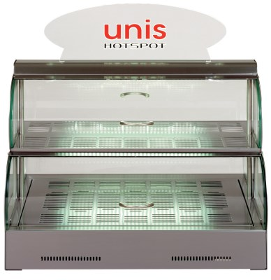 Unis Hot spot | stainless-steel